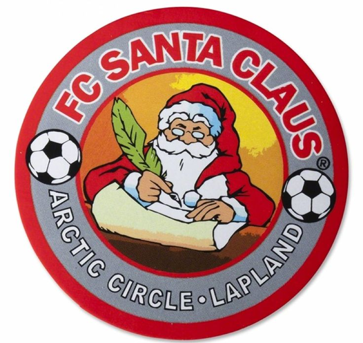 FC Santa Claus (Yes, it is a real football club)
