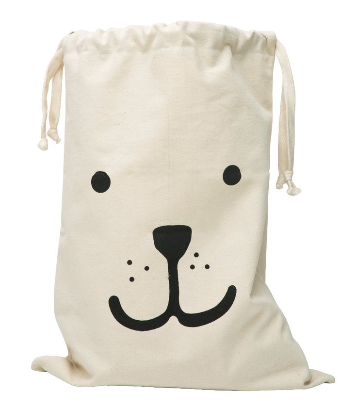 Fabric Bag Bear
