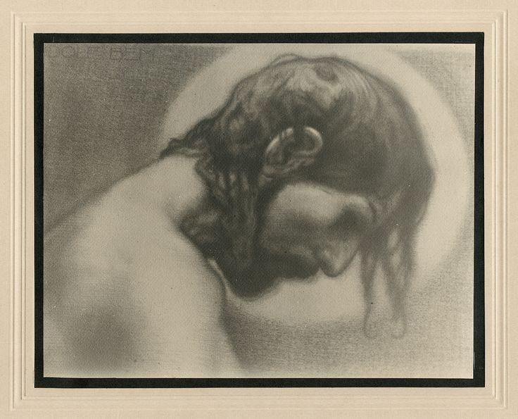 Rudolf Bém: Bolestná Kristus (Man of sorrows), 1898