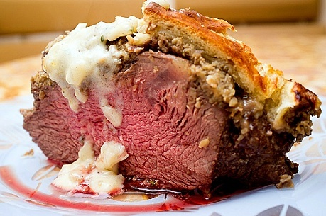 Говядина Веллингтон / Wellington Beef
