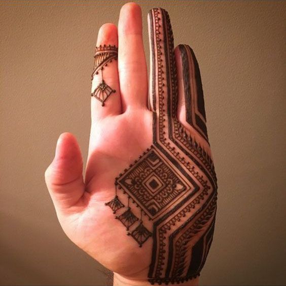 UNIQUE HENNA TATTOOS BECOME THE TREND IN SUMMER – Page 67 of 71
