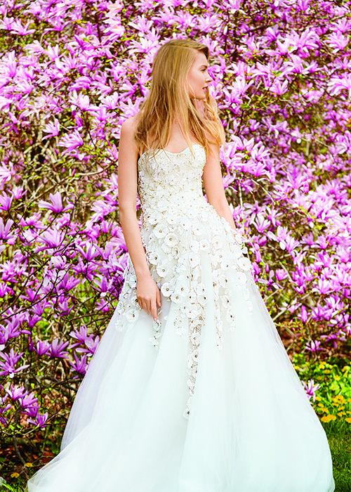 Wedding Dresses for a Summer Garden Party Wedding ...