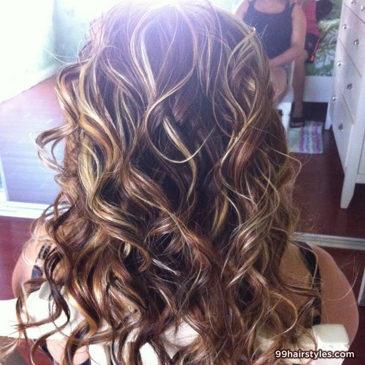 curly hairstyle for long hair - 99 Hairstyles Ideas