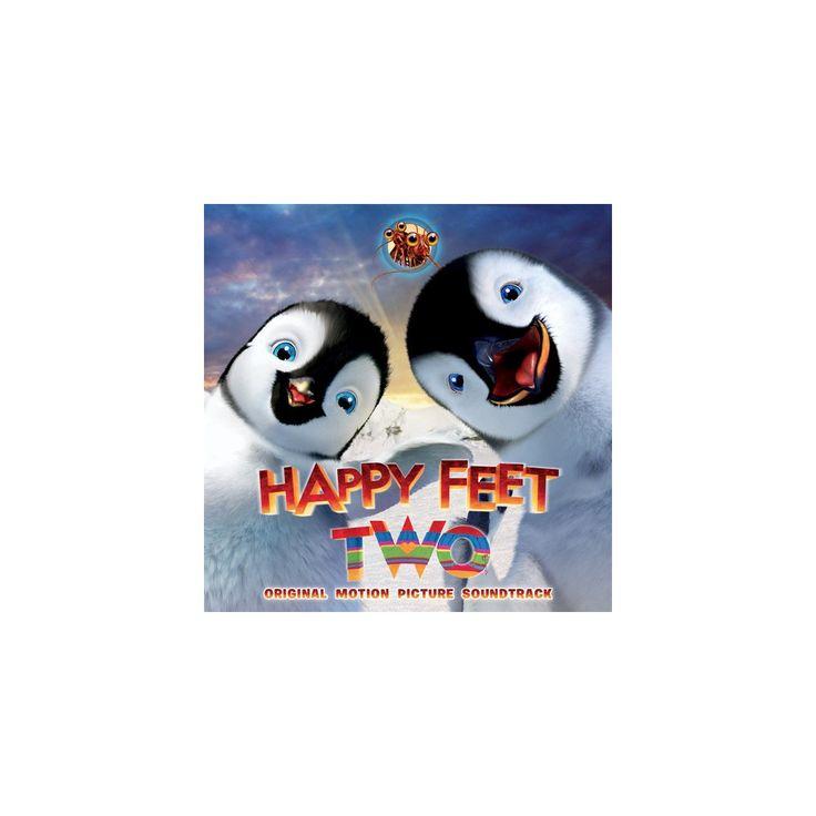 Happy Feet Two & O.S.T. - Happy Feet Two / O.S.T. (CD)