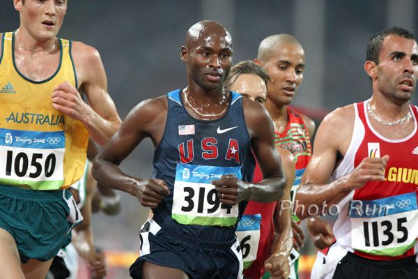Olympic Games Track & Field Schedule