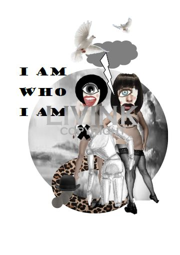A4 I am who I am via LIVINK. Click on the image to see more!