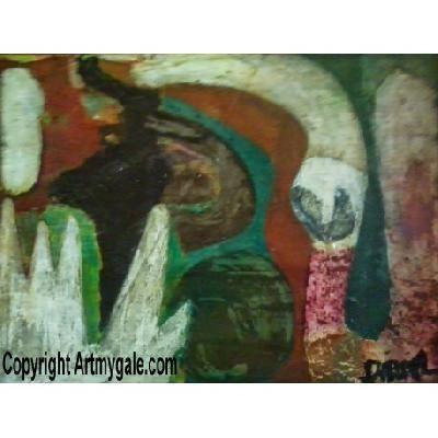 Un bonjour de New York - Oeuvre Authentique - 170,00 €  #Art #Artiste