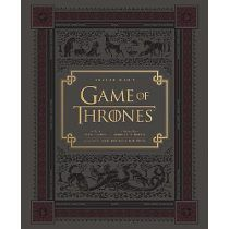 Livro De Luxo Game Of Thrones Por Dentro Da Serie Hbo#446678