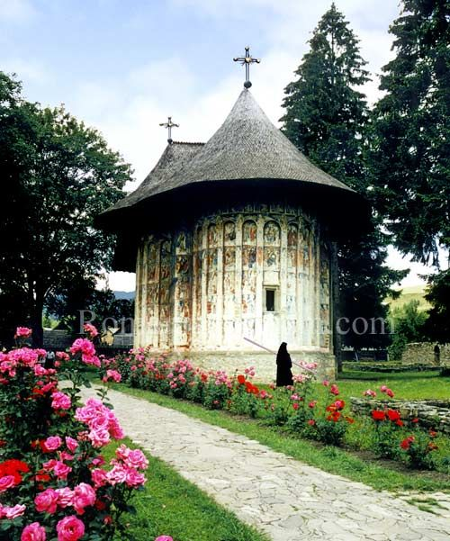 The Painted Monasteries of Bucovina & Moldova Humor Monastery