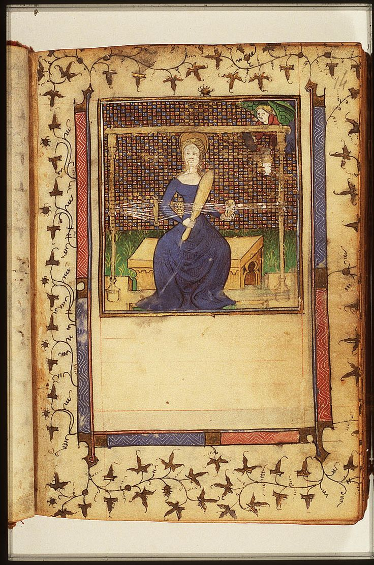 tablet weaving medieval manuscript - Google Search