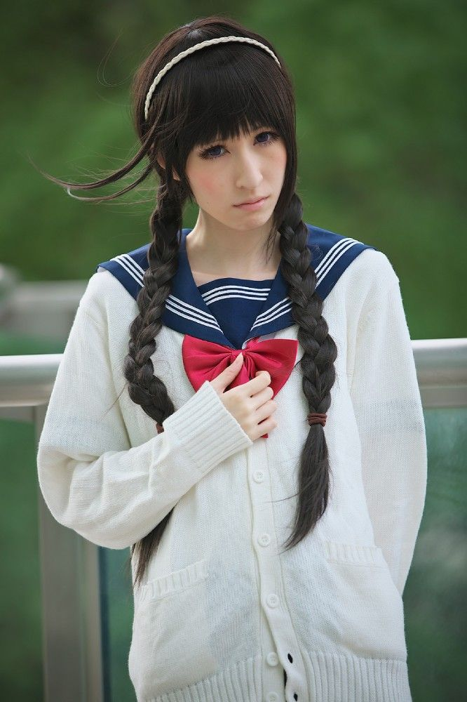 Sailor uniform sweater!: