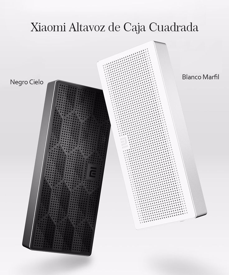 Xiaomi Altavoz Bluetooth de Caja Cuadrada Portátil Inalámbrico Estéreo Mini Altavoz Bluetooth 4.0 Apoya Teléfono Móvil free shipping worldwide