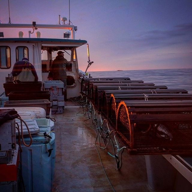 Lovely Prince Edward Island Lobster Fishing!