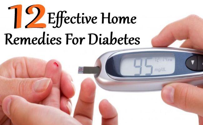 Natural remedies for diabetes management uk
