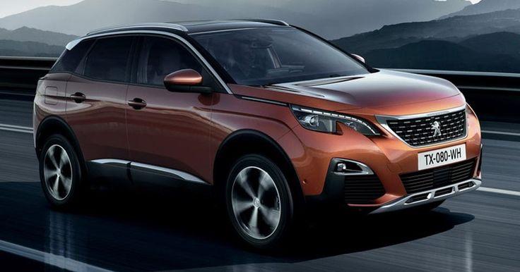 PSA Exec Says New Peugeot 3008 Is Better Than VW Tiguan, BMW X1 #New_Cars #Peugeot