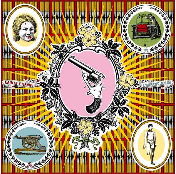 Garth Walker, L'enfant Jesus, South African graphic design