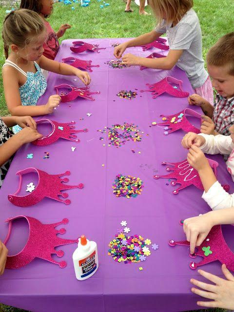 Betaalbaar prinsessenfeest voor je dochter. Voor meer inspiratie en tips ga naar www.budgi.nl