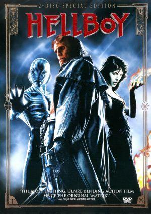 Hellboy (2004) - http://www.imdb.com/title/tt0167190/