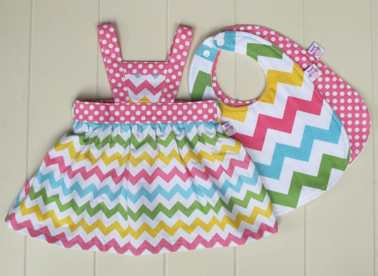 Miss Chevron Stylish Poppet baby gift set Available now at www.littlepoppet.com.au