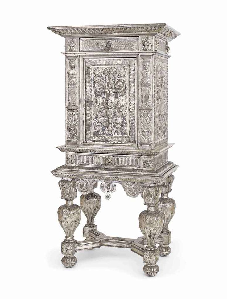 A SILVER CABINET ON STAND 19TH-20TH CENTURY $43,340. Vintage Silver17th  CenturyAntique FurnitureThe ... - 726 Best Silversmith Images On Pinterest Lighter, Cigarette Case