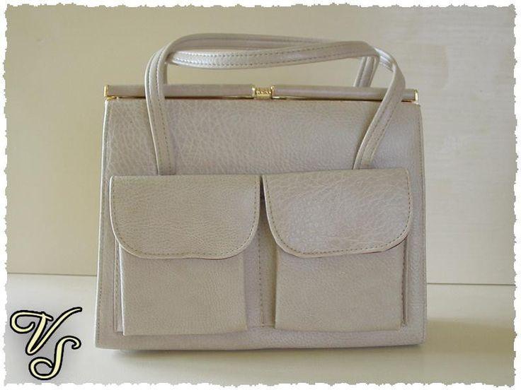 Omas Vintage Handtasche - 60er/70er. Von vintageschippie bei DaWanda.