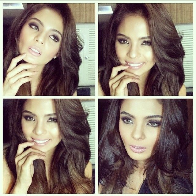 17 Best Images About Fave Celebs On Pinterest  The Philippines Hair Color I