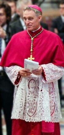 Archbishop  Georg Gänswein