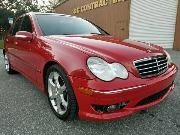 2007 Mercedes C230 - 130k Original Miles,Zero Accidents - Clean title.This Benz is in Excellent Condition! Very clean leather interior w/wood grain accents, great exterior with no dings or dents. Navigation, Ice Cold A.C., AM/FM/CD, fully functioning sunroof, key fob, power locks, seats and windows, fairly new matching tires. Very strong engine with a transmission that shifts smoothly in all gears. $4500+TTT #reliablemotors #mercedesbenz #usedcars