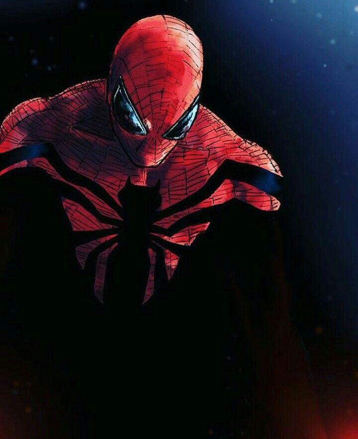 Spiderman artwork.