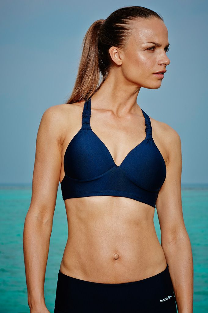 Daisy Contour Bra A supportive and comfortable sports bra is essential, whatever the workout. This Daisy Contour bra is lightly padded, with strong, detailed straps and sculpted cups for added support and shock absorptions.  Available now, £55.00 at http://www.bodyism.com/product/daisy-contour-bra-ss15/