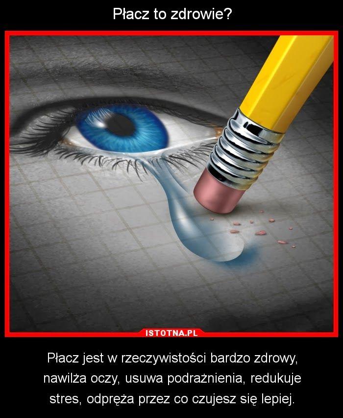 Soul & Body: Łzy...  Łzy dają nam oczyszczenie i ukojenie. Poz...