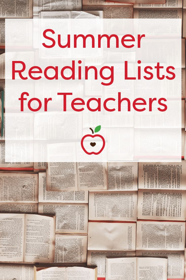 Summer is the time we like to kick back and relax with a good book (or 10!). Check out our reading suggestions for teachers/adults, and visit TeacherVision.com to find more summer reading resources for students and learners of ALL ages.