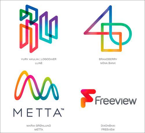 2015年ロゴデザインのトレンド