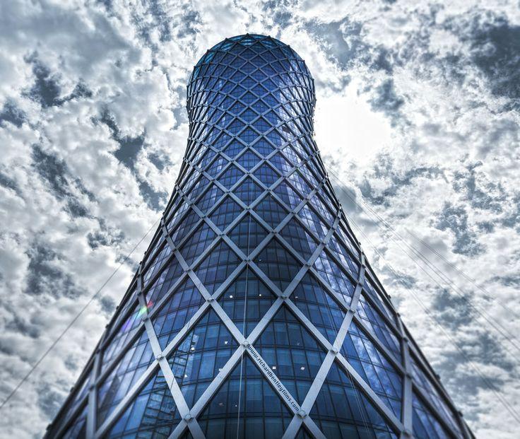 Tornado Tower, Doha by Richard Bentley on 500px