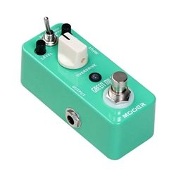 L.A. Music Canada Mooer Green Mile Overdrive Pedal MOD1