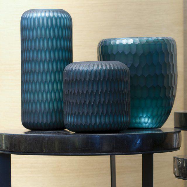 Des vases bleus de toutes les tailles, Compagnie Française de l'Orient et de la Chine
