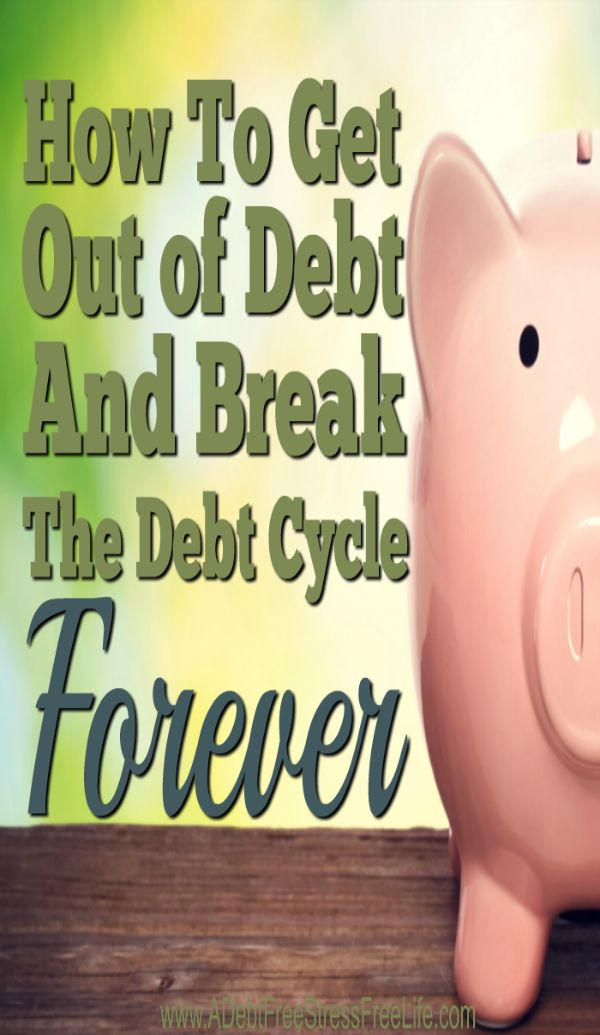 Want to get out of debt FOREVER? This 5 step plan will have you slaying the debt dragon and get you in control of your money.