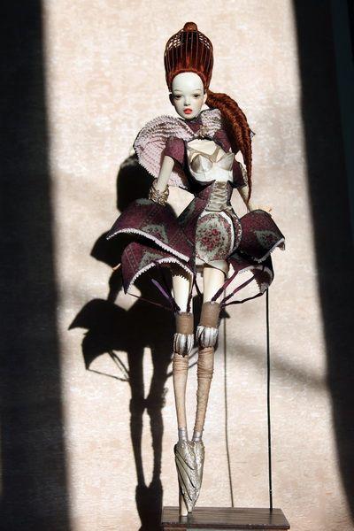 Обзор Garter by the Popovy Sisters ( http://www.popovy-dolls.com )