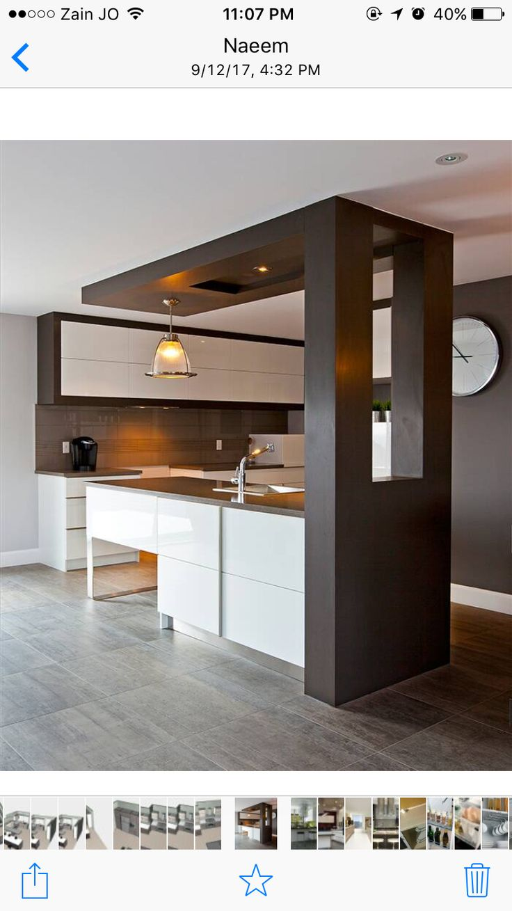 30 Styles Perfect for Your Tiny Kitchen #kitchensi…