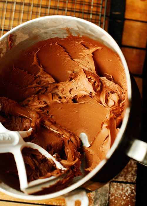 Chocolate Buttercream Frosting 1 cup unsalted butter (2 sticks or 1/2 ...