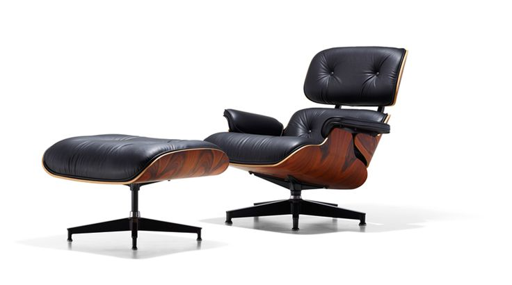 Juxtapoz Magazine - Why the Eames Lounge?