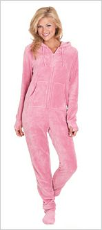 Hoodie-Footie (TM), The Official Hoodie-Footie, Hoodie Footie Pajamas for Adults | PajamaGram I have wanted these for 2.5 years lol