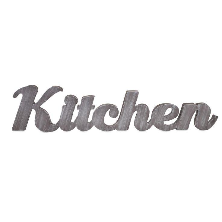 Imax Kitchen Metal Wall Décor