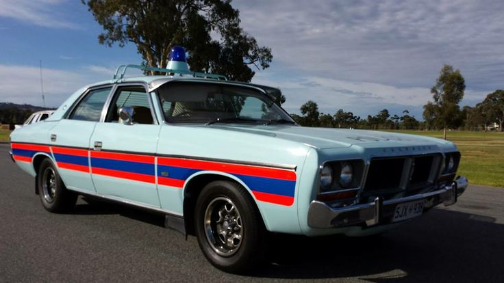 """""""Historic"""" Australian Police cars - Page 6 - Australian Ford Forums"""