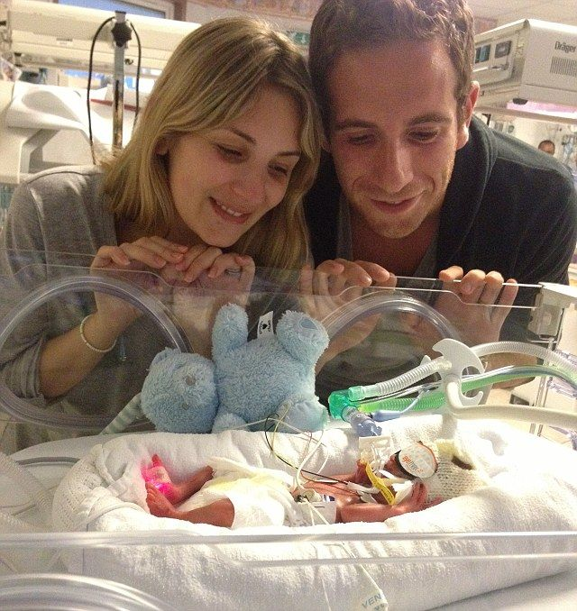Premature Baby Given Just A 10 Per Cent Chance Of Survival Liken To CMH 1st RN Job So Loved