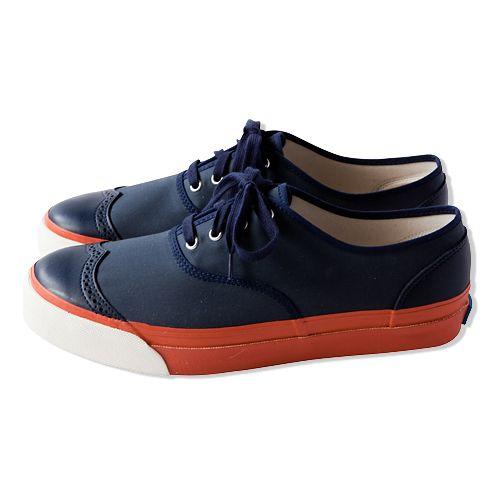 CASH CA x Keds Liberty & British Millerain Sneakers