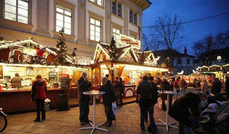 Übersicht aller Weihnachtsmärkte in der Stadt sowie in der Agglomeration Luzern.