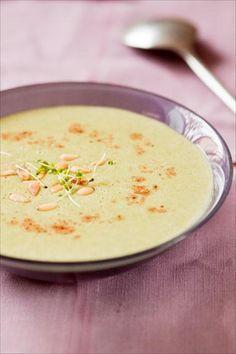 Amoureusement soupe à Montmartre : petite soupe aux épinards et aux 4 épices - Panier de saison, le blog de la cuisine du marché!