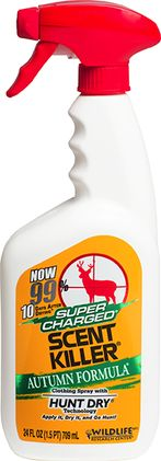 WILDLIFE RESEARCH CENTER INC Scent Killer Autumn Formula 24oz, EA