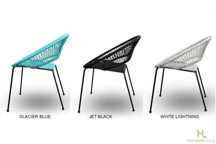 483 migliori immagini acapulco chairs su pinterest sedia for Sedia wrap